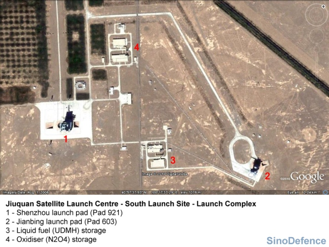 South Launch Site