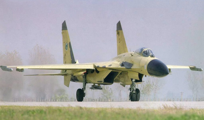 J-11B prototype