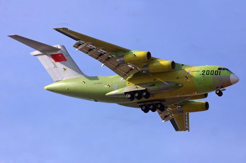 Y-20 prototype