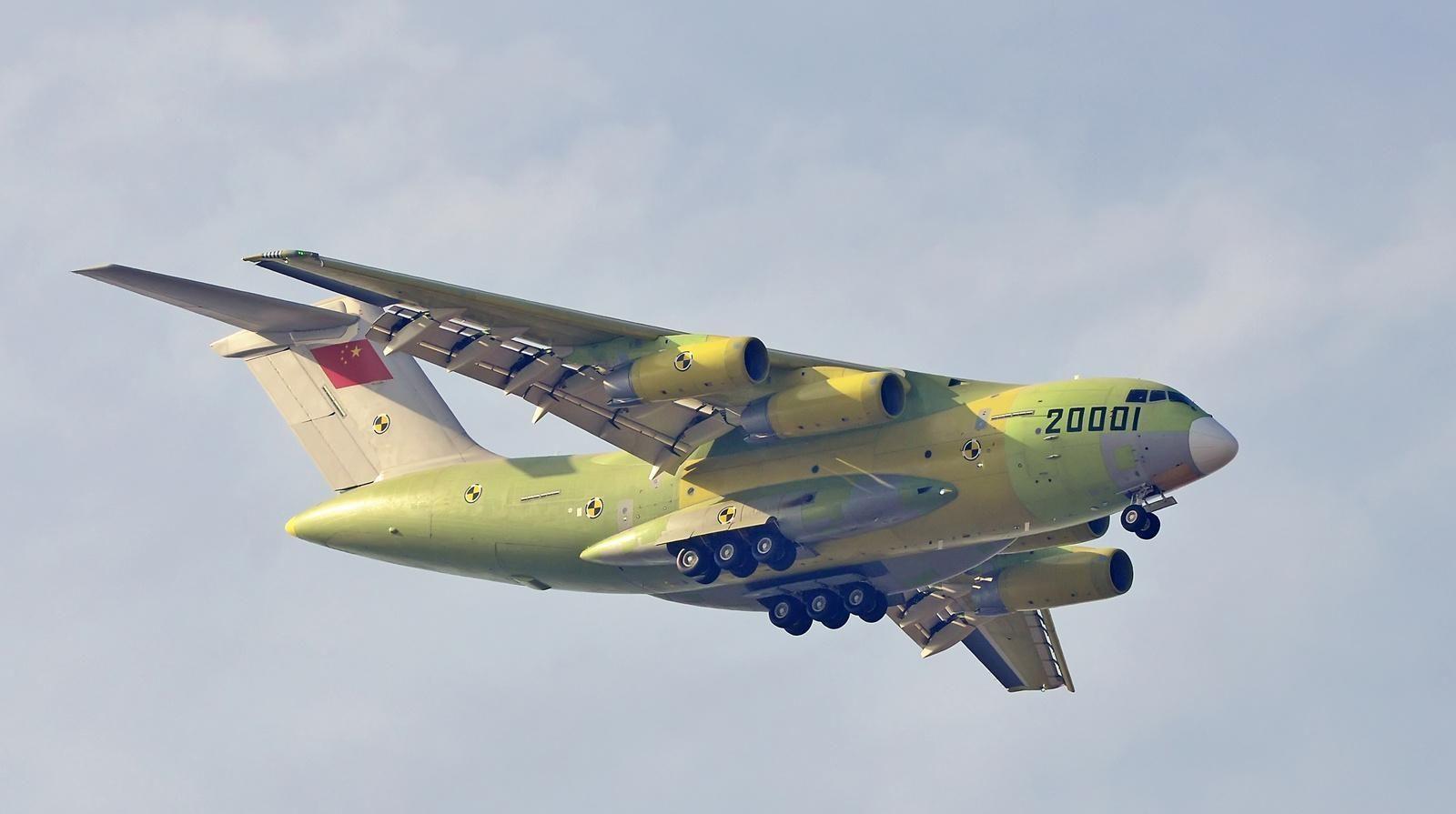 Xian Y-20 avion de transport Yun-20