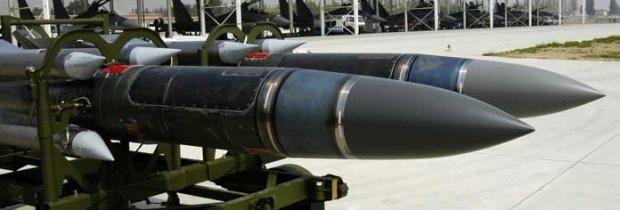 Kh-31P/YJ-91 medium-range anti-radiation missile