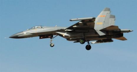 PLAAF Shenyang J-11 'Flanker-B'