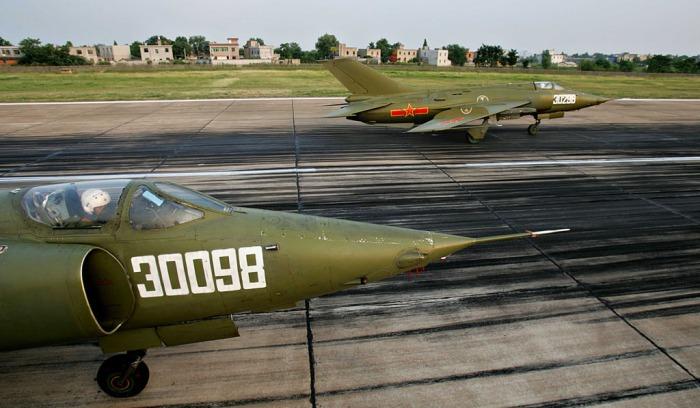 PLAAF Q-5Ds