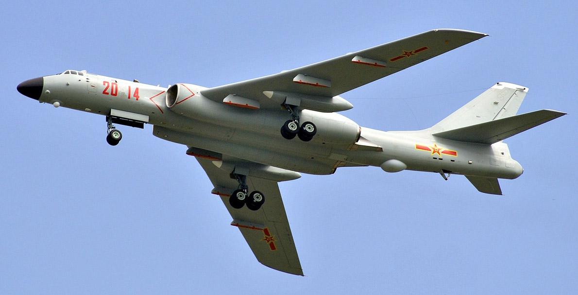 China desenvolve bombardeiro estratégico de nova geração
