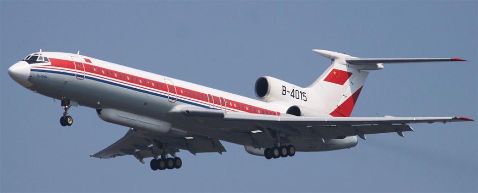 PLAAF Tu-154M/D