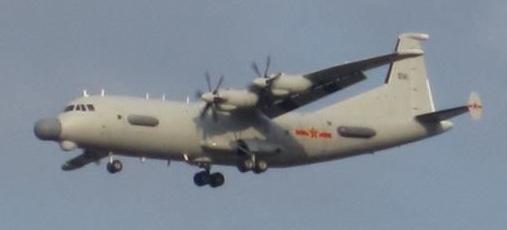 PLA Navy Gaoxin 8