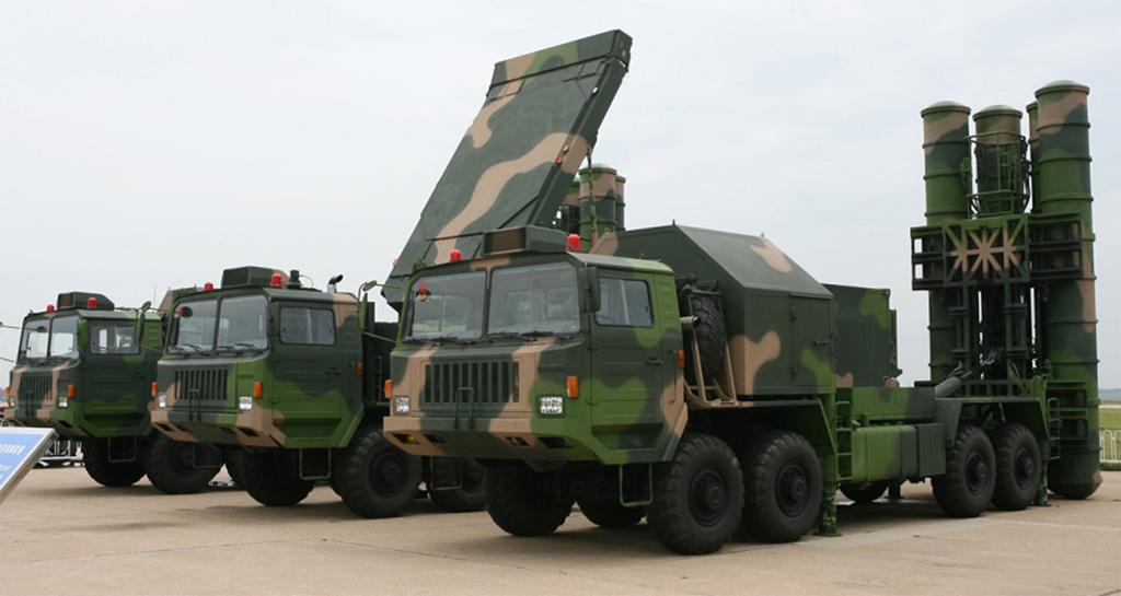 HQ-9 SAM System