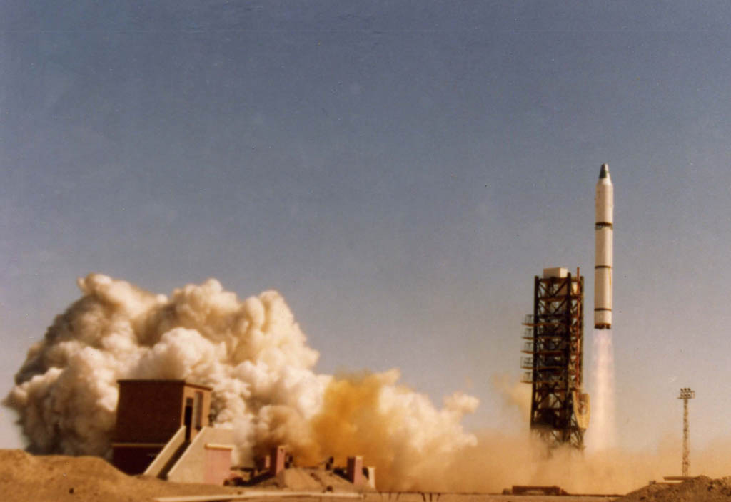 CZ-2C launch