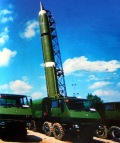 DF-4 intermediate-range ballistic missile was originally designed to attack U.S. military targets in the Far East