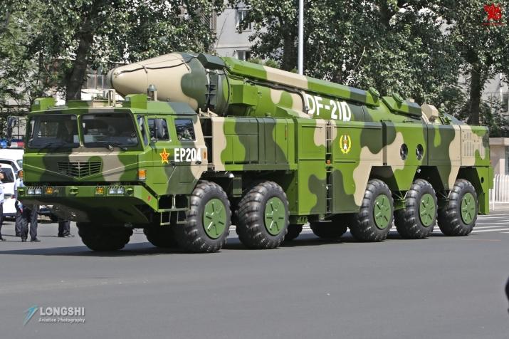 DF-21D ASBM