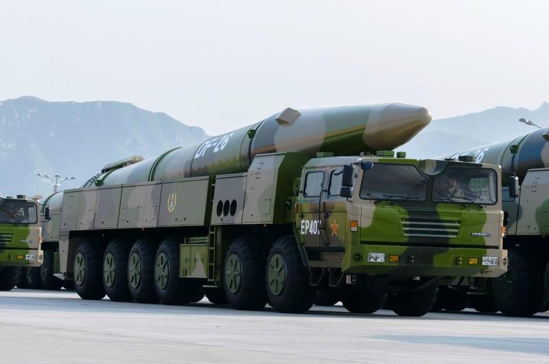 DF-26 ICBM