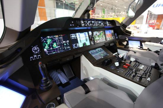 c919 flight deck