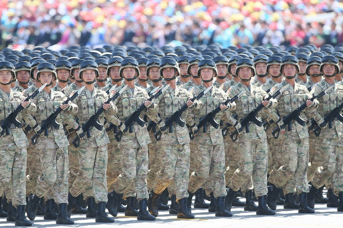 PLA Ground Force