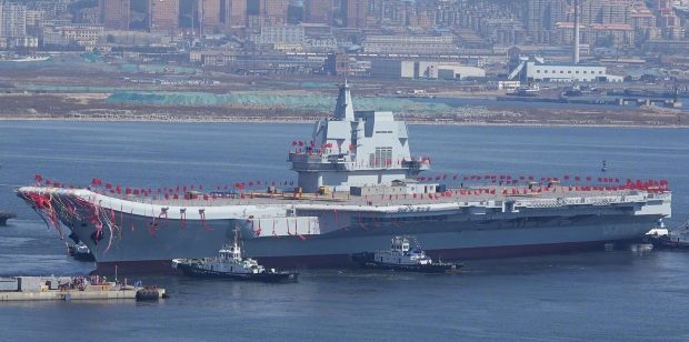 Type 001A carrier 20