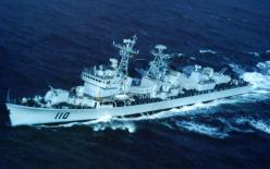 Type 051 Luda DDG-110 Dalian modernisation