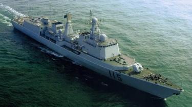 Type 051C Luzhou DDG-115 Shenyang 2