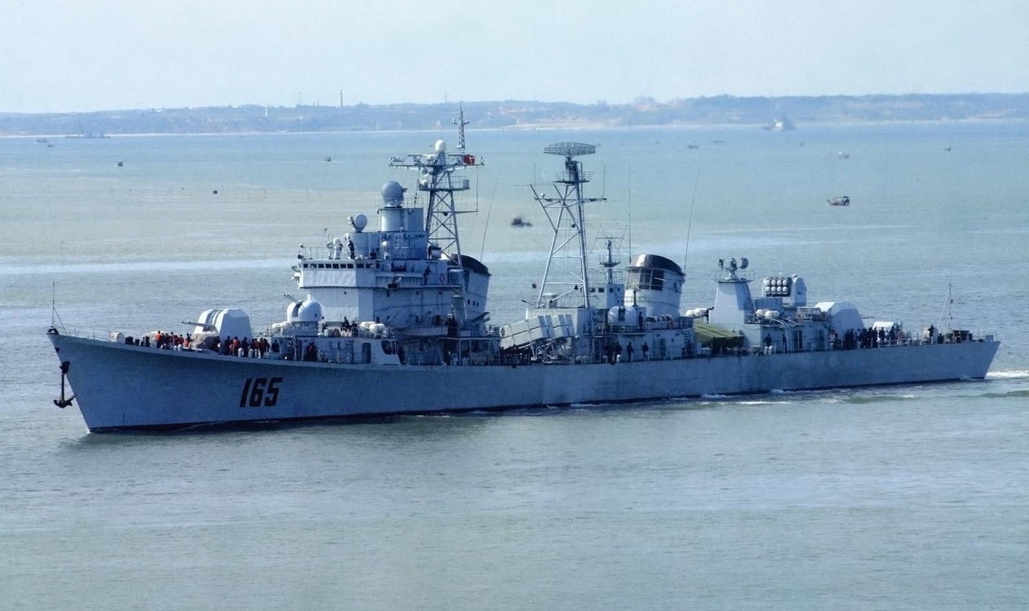 Type 051 Luda Class – China Defence Today