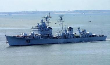 Type 051G Luda DDG-165 Zhanjiang modernisation