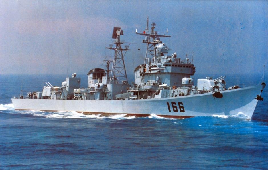 Type 051G Luda-III DDG-166 Zhuhai
