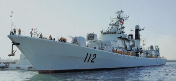 Type 052 Luhu DDG-112 Harbin modernisation