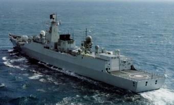 Type 052B DDG-169 Wuhan