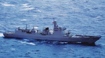 Type 052C Luyang-II DDG 171 Haikou