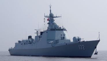 Type 052D Luyang-III DDG-172 Kunming 3