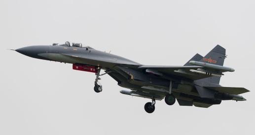 PLAAF Sukhoi Su-27SK 'Flanker-B'