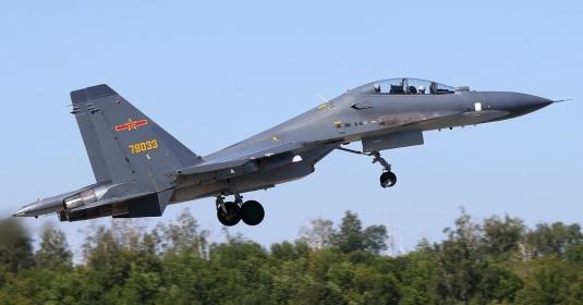 PLAAF Su-30MKK 'Flanker-G'