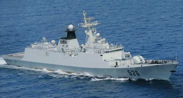 Type 054 Jiangkai FFG-526 Wenzhou