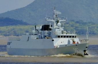 Type 056 Jiangdao FFL-582 Bengbu